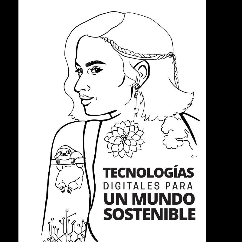 Logo Ambiente, género y tecnologías